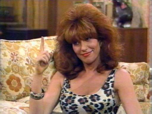 It may be over a decade since she (and her big hair) last graced our TV screens on network television in Married… With Children, but Peg Bundy's maternal instincts still leave something to be desired.