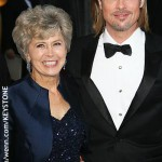 Brad Pitt's mother receives death threats