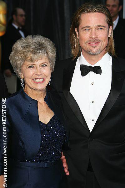 Brad and Jane Pitt