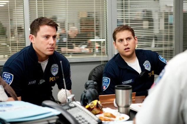 Based on a TV show of the same name, 21 Jump Street follows two young-looking cops on their mission to infiltrate a local high school and solve crime. Starring Jonah Hill and Channing Tatum, this film takes high school enemies and current partners, Jenko (Tatum) and Schmidt (Hill), back to class, only this time, they've […]