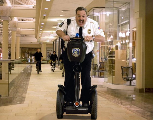 Paul Blart (Kevin James) dreams of being a police officer, but as his weight issues continue to hinder his physical ability, he puts all of his energy into being the best mall cop he can be. His skills truly come in handy when he is asked to train a new employee, but his extensive knowledge […]