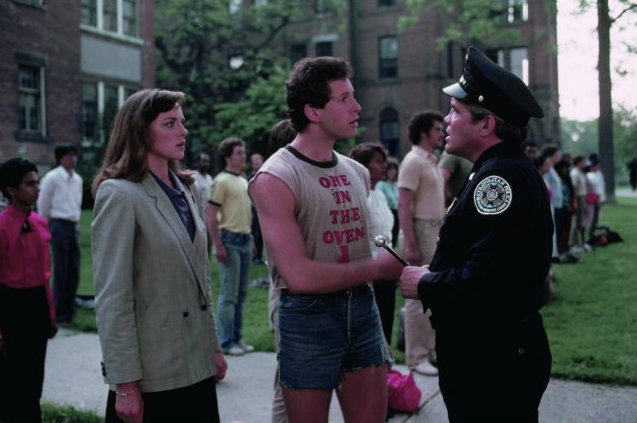 Police Academy - Tribute ca