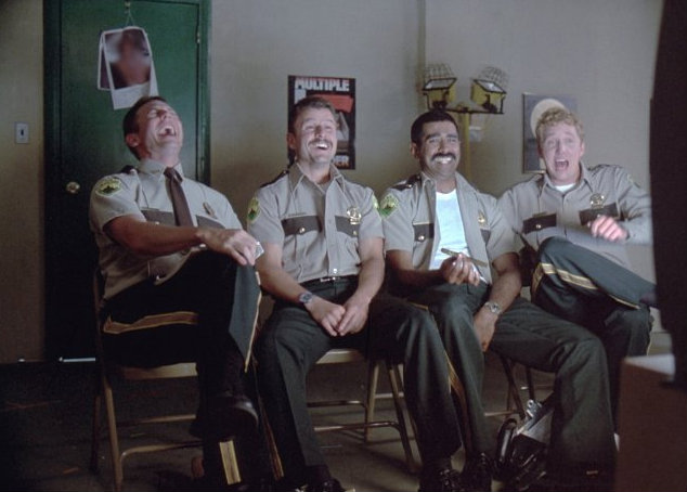 In a hilarious battle between the local police and the state troopers, this Broken Lizard film has everything from comedy, to romance, to a group of loveable underdogs you can't help but cheer for. With a body being found in a camper on the highway, the state troopers take over only to find out the […]