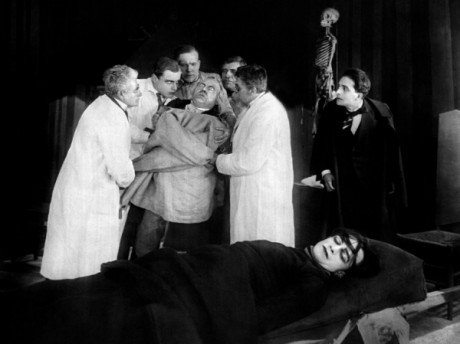 This silent masterpiece from the 1920s may contain the first twist ending in a film ever. A man, sitting in the park with a friend, recounts the horrific story of the insane Dr. Caligari and his zombie-esque somnambulist (a sleepwalker), who wreak havoc on a town, murder his best friend and kidnap the love his […]
