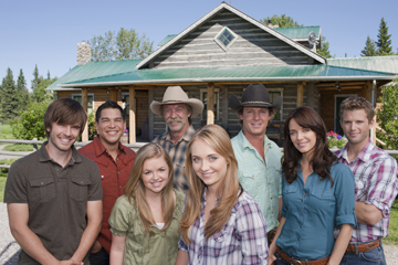 Graham Wardle talks about Heartland - Celebrity Gossip and