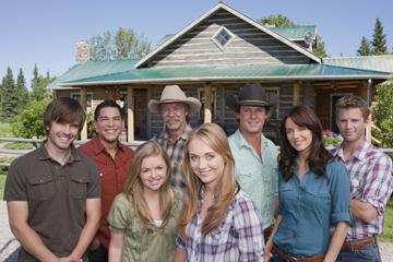 Heartland cast