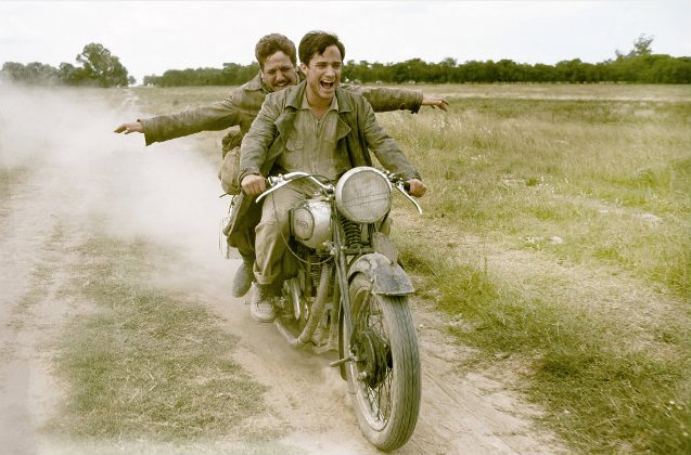 "The Motorcycle Diaries takes us on a journey with Ernesto ""Che"" Guevara, who goes on a road trip to find his life's calling before his life has truly started. Facing challenges such as asthma, not enough money and a temporary lack of transportation, he and his friend, at least 10 years his senior, meet one […]"