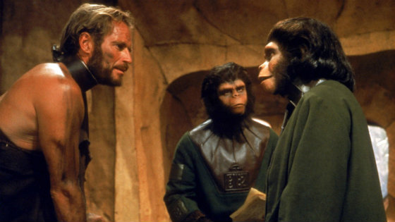 Based on French author Pierre Boulle's 1963 sci-fi novel, director Franklin J. Schaffner's The Planet of the Apes  has since seen four follow up films and a 2011 Tim Burton reboot since its initial 1968 release. We follow Astronaut George Taylor (Charlton Heston) and his crew's craft that crash lands in a lake on an […]