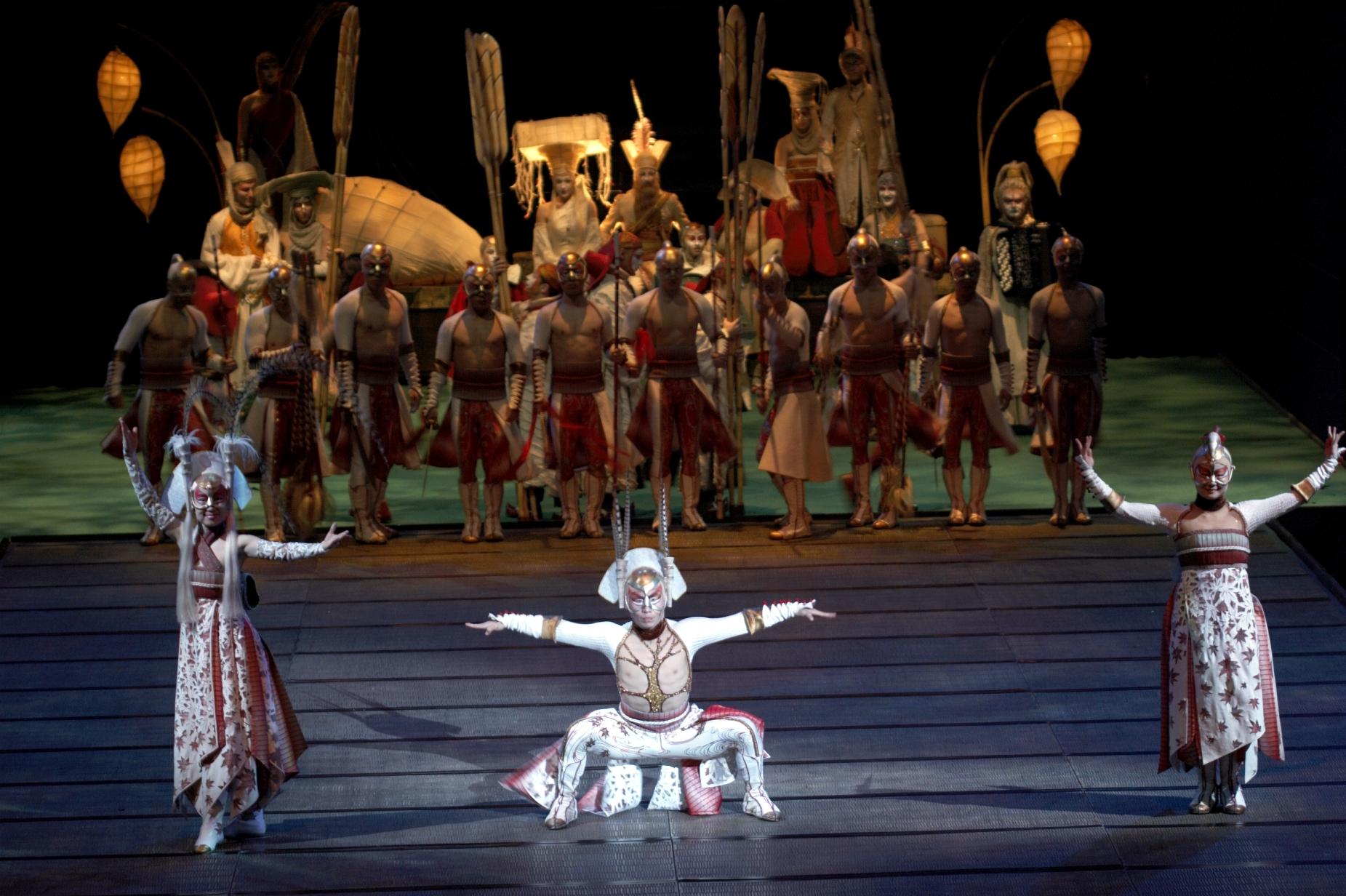 Cirque du Soleil: KÀ
