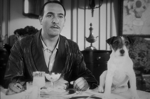 He may not have been the star of the movie, but Uggie stole our hearts as the faithful dog of the lead character, silent film star George Valentin. Uggie not only performs on stage and screen with his master, but he joins him for breakfast (on the table, in a very funny scene in which […]