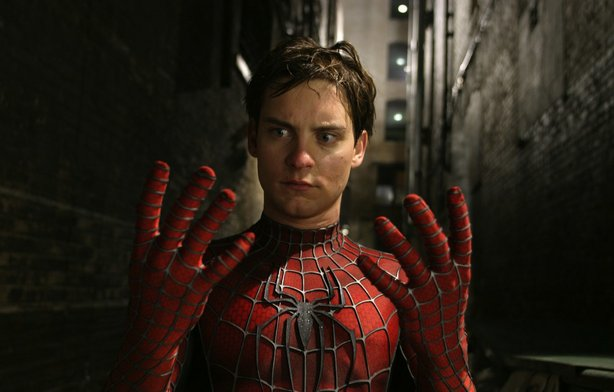 Tobey Maguire was 26 when he played teen Peter Parker in Spider-Man.