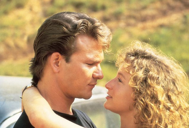 Jennifer Grey was 27 when she played 17-year-old Baby opposite Patrick Swayze in Dirty Dancing.