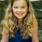 'Mama' star Megan Charpentier interview