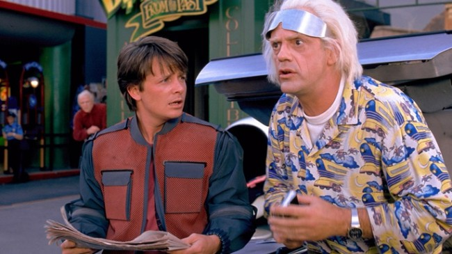 Michael J. Fox was 23 when shooting began on Back to the Future, in which he played 17-year-old Marty McFly. The movie was a huge box office hit, but it took four years to get a sequel done. Back to the Future II (1989) and Back to the Future III (1990) were filmed back to […]