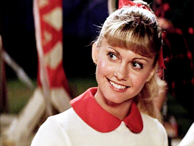 Olivia Newton-John turned 29 while playing a teen in Grease. She thought she was too old for the part, but she shouldn't have worried — cast member Stockard Channing was 33 in the role of fellow high school student Rizzo.