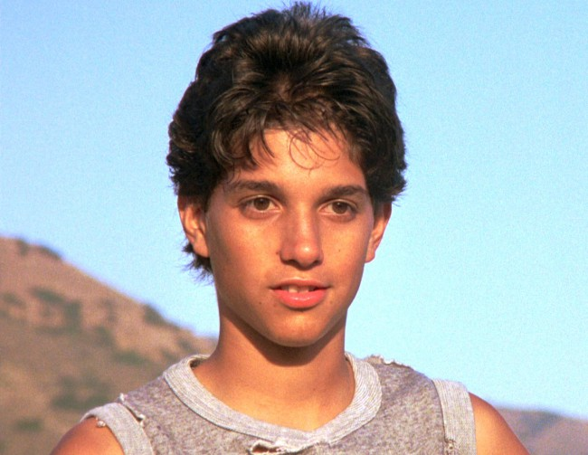 Ralph Macchio was a convincing 17-year-old Daniel in The Karate Kid when he was 22.
