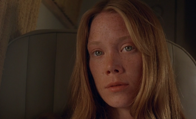 Sissy Spacek was 26 when she played a bullied teen who gets her revenge in Carrie (1976).