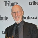 James Cromwell was excited about his well-deserved first win in his acting career