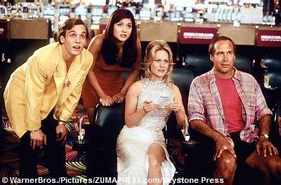 1997 - Vegas Vacation - Movie Set