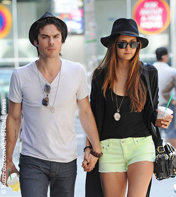 how long have ian somerhalder and nina dobrev dating