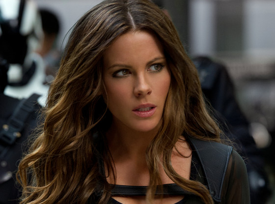 "Kate Beckinsale is mom to her own little ""mini me"" Lily, whose father is former boyfriend, actor Michael Sheen. Kate, who married director Len Wiseman in 2004, is passing along her fashion sense to her daughter, whom she often takes to fashion shows."