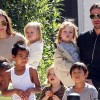 Brad Pitt's daughters prefer Selena Gomez to their dad