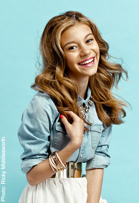 By Alexandra Heilbron on July  G Hannelius 2014 Age