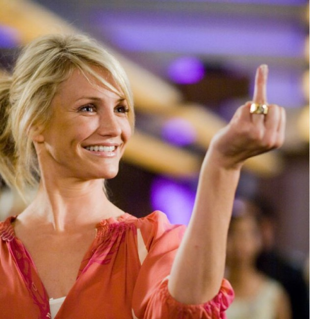 Blonde actress Cameron Diaz has been one of Hollywood's highest paid leading ladies for decades now, and many find her performances incredibly annoying. The reasons aren't too difficult to pinpoint. Could it be for making huge sums of money on questionable film choices such as Bad Teacher? Maybe it's her irritating laugh or her really […]