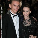 The Mortal Instruments' Lily Collins and Jamie Campbell Bower split