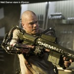 Elysium explores the gap between the rich and poor