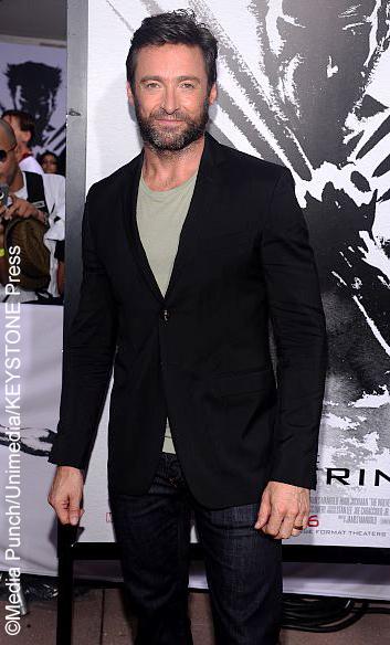 Hugh Jackman Hosts The 'Wolverine' Fan Event in Manhattan