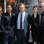 Christopher Nolan: Christian Bale & Michael Caine, Anne Hathaway, Joseph Gordon Levitt, Marion Cotillard