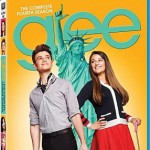 Glee Season Four available on DVD/Blu-ray