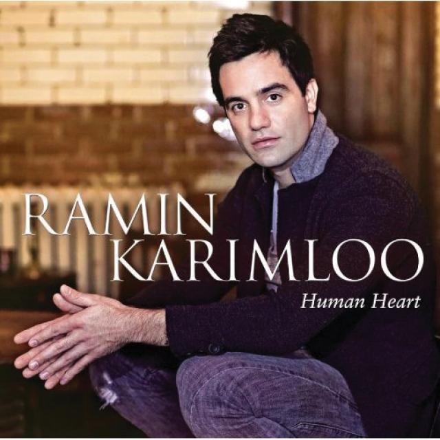 Les Miserables star Ramin Karimloo releases Human Heart extended version