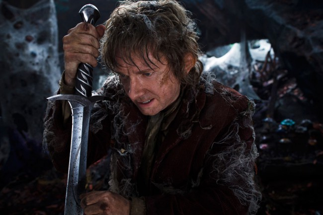 Martin Freeman returns as the brave but inexperienced hobbit Bilbo Baggins. He was a home-loving middle-aged hobbit who never left his home of Bag-End in The Shire when he was asked by the great wizard Gandalf to accompany him and a band of Dwarves on a journey that would take him throughout Middle-Earth, bringing him […]