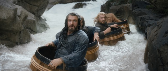 On their way to march on Dale, Thorin and Company follow the forest river to Lake-town. After picking up supplies, they travel to the Lonely Mountain, also known as Erebor, which was home to the Dwarfish clan Folk of Durin, also known as the Longbeards. Smaug attacked the Kingdom under the Mountain, killing any dwarf […]