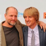 Woody Harrelson could barely stand at Free Birds premiere