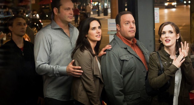 Friends and partners in an auto-design firm, Ronny (Vince Vaughn) and Nick (Kevin James) are trying to land a big project that would launch their company. With Ronny's girlfriend (Jennifer Connolly) and Nick's wife (Winona Ryder) supporting them, the two believe they can get the job done. But when Ronny's life is turned upside down […]