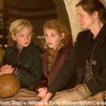 Tribute talks to the stars of The Book Thief