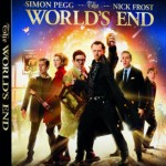 The World's End on DVD/Blu-ray
