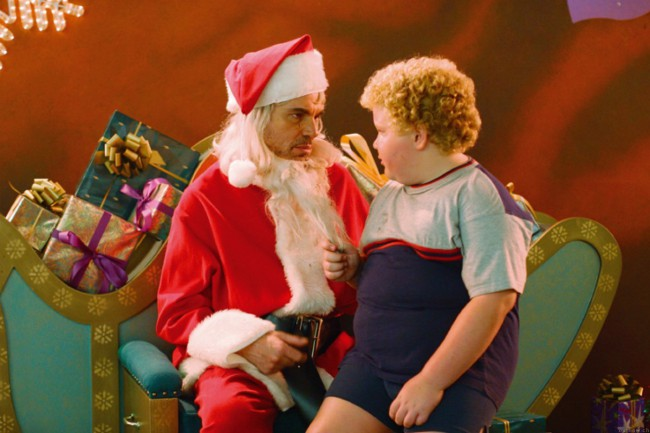 Billy Bob Thornton brings a new spin to the iconic Santa in this 2003 comedy. Willie T. Stokes (Thornton) is a department store Santa and with his partner in crime, elf Marcus (Tony Cox), they rob a different store every year on Christmas Eve. After Willie befriends a troubled kid, the duo runs into trouble […]