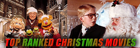 There are certain Christmas movies that, if not viewed for the umpteenth time, the holiday season just wouldn't be complete. We've tallied up the top-ranked Christmas movies on this site and listed them here – let us know if you agree! (note: ratings subject to change)