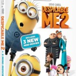 Despicable Me 2 DVD review