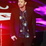 Justin Timberlake stops concert to help fans