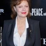 Susan Sarandon gets high for Hollywood award shows
