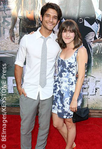 Tyler Posey couple
