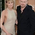 Sean Penn's ex-wife Robin Wright engaged