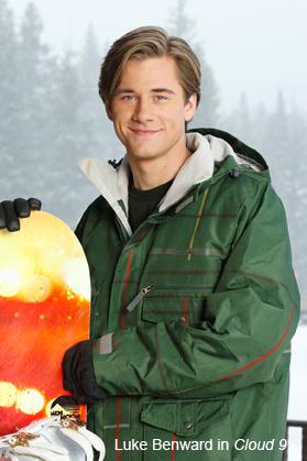 Luke Benward Family 2014 Cloud 9 star Luke Benw...