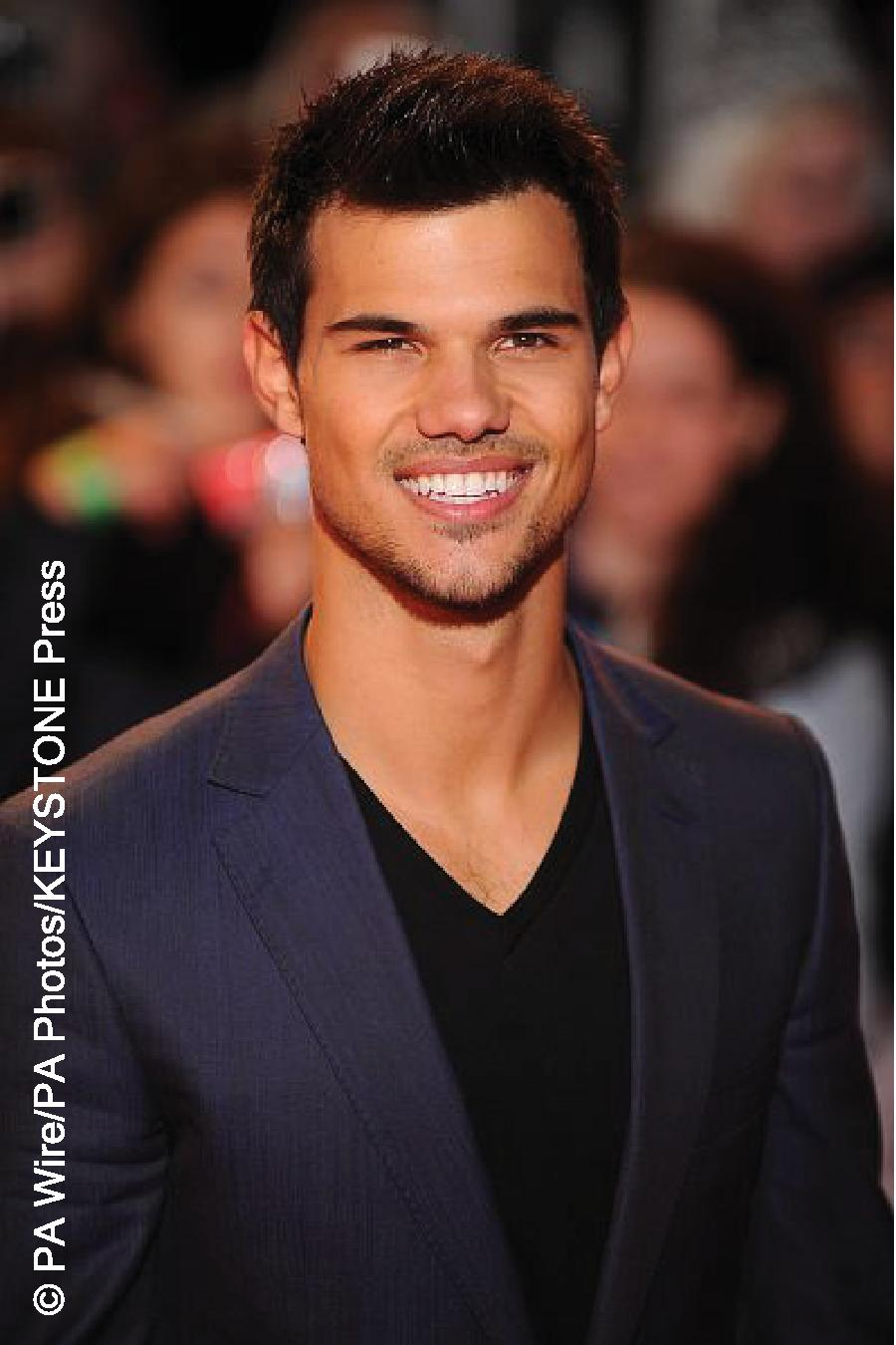 Taylor Lautner to join...
