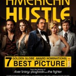 Oscar-nominated American Hustle DVD review
